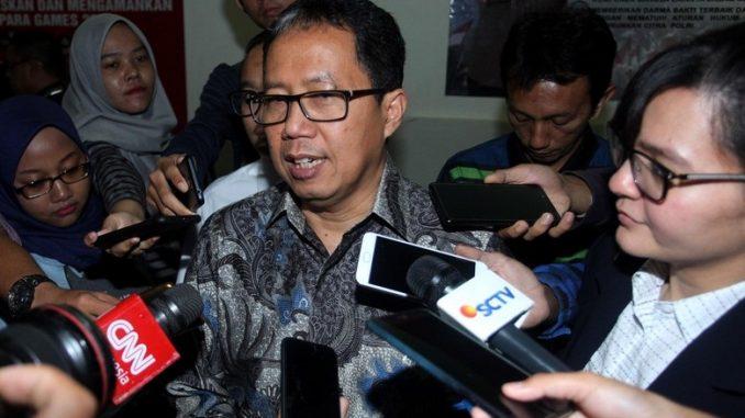 PLT PSSI Ditangkap Satgas Mafia Bola