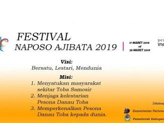 Festival Naposo Ajibata 2019