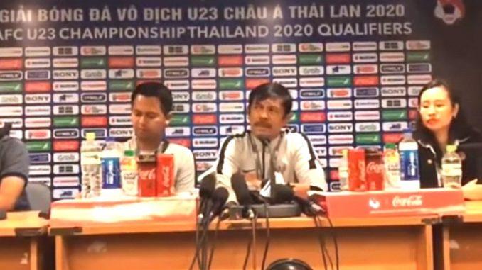 Indonesia Gagal ke Piala Asia U-23