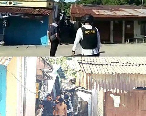 Polisi Menangkap Teroris Di Sibolga
