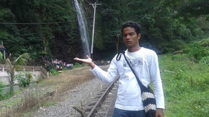 infoorang hilang Marzuki Sagala