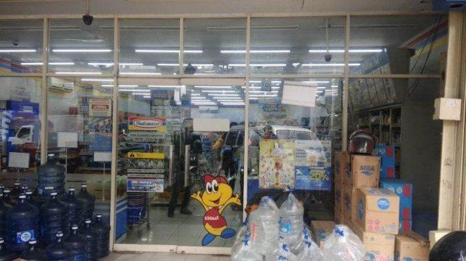 Perampokan Di Minimarket Indomaret Yos Sudarso Medan