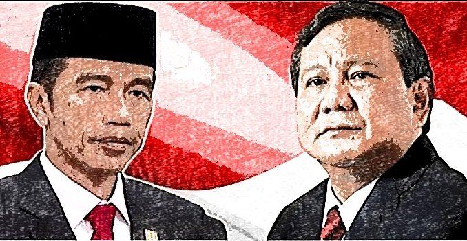 Calon Presiden Jokowi-Prabowo Pilpres 2019