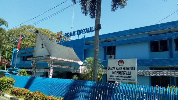 Kantor Perumda Tirtauli Jl. Porsea No. 2 Pematang Siantar