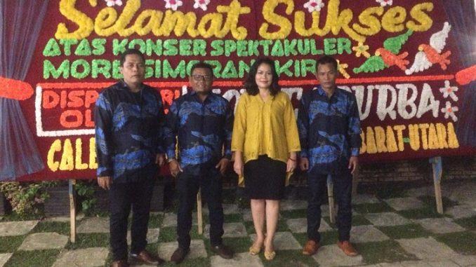 Sponsor Acara Monica Purba Caleg DPRD Partai Hanura No.9 Dapil 1 Pematangsiantar
