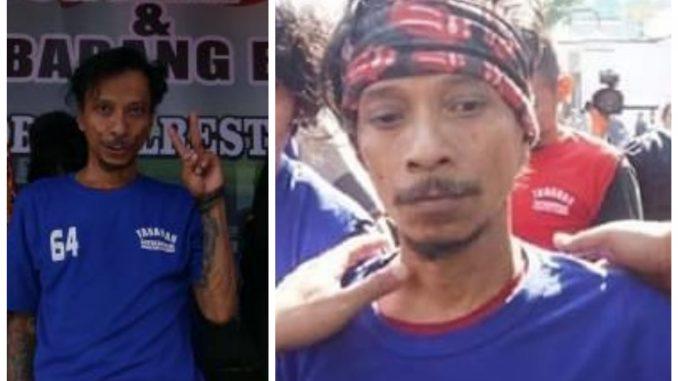 Pakai Ganja, Basis Boomerang Ditangkap Polisi