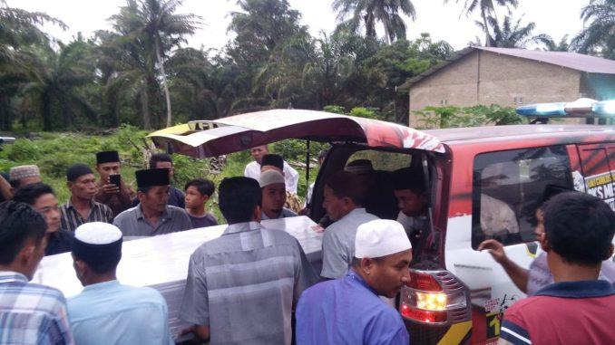 Jenazah Idris Diduga Korban Pembunuhan Di Negeri Jiran Malaysia Sampai Di Batubara