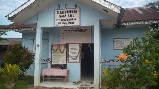 Kantor SD 091668 Naga Bayu Bandar Huluan