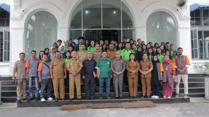 45 Mahasiswa USU KKN-PPM di Siantar