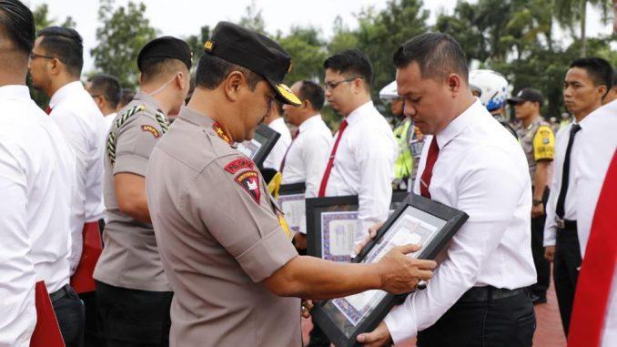 Mantap..!! AKP Pandu Winata Dapat 'REWARD' Dari Kapoldasu