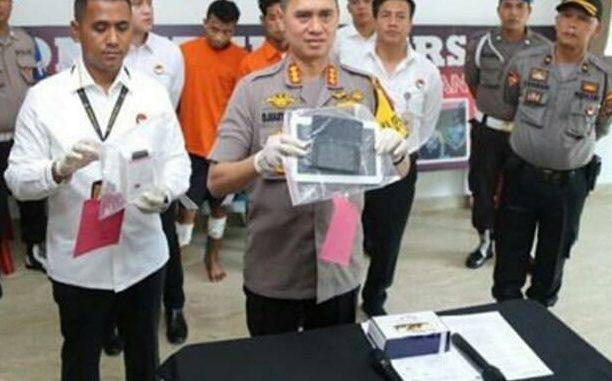 Belasan Kali Beraksi Di Kota Medan, Begal Dihadiahi Timah Panas