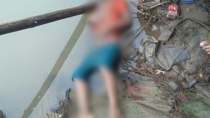 Bermain Dipinggiran Aliran Sungai, Anak Usia 6 Tahun Tewas Tenggelam
