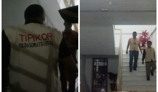 Polda Sumut OTT Di Kantor Dispenda Siantar