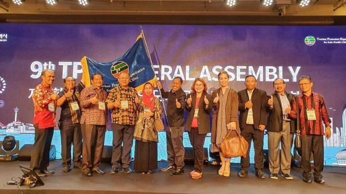 Sumatera Utara Tuan Rumah Sidang Umum Tourism Promotion Organization 2021