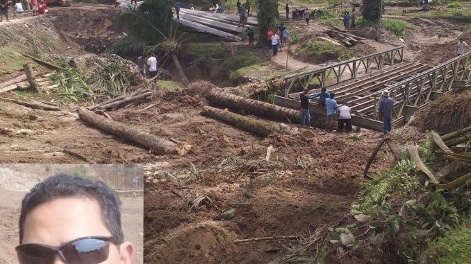 """Proyek BPBD Kabupaten Simalungun Senilai Rp 3 Milliar Disoal LSM TOPAN-RI """"Diduga Asal Jadi Dan Gagal Fungsi"""""""