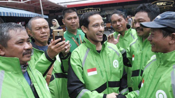 Founder dan Mantan CEO Gojek Nadiem Makarim Ditunjuk Sebagai Menteri Pendidikan dan Kebudayaan Republik Indonesia