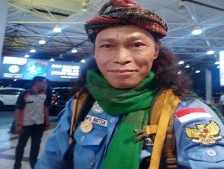 Ketua Umum GIAN R.Guntur Eko Widodo