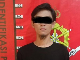 EY (26) Pelaku Perekaman Kamar Ganti di Sebuah di Mall Surabaya Diamankan Polisi