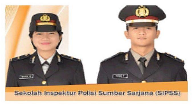 Kepolisian Negara Republik Indonesia (Polri) kembali membuka pendaftaran Sekolah Inspektur Polisi Sumber Sarjana (SIPSS) tahun 2020.