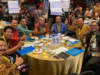 Rapat Kerja Nasional Kementerian Pendidikan dan Kebudayaan Republik Indonesia bersama Kepala Dinas Pendidikan dan Kepala LPMP se Indonesia