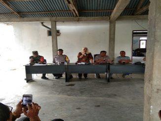 Camat Siempat Nempu Hulu Laksanakan Serah Terima Jabatan Kades Gunung Meriah