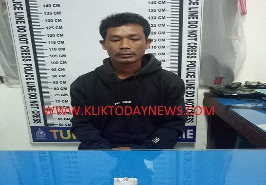 Satuan Reserse Kriminal Polres Pematangsiantar berhasil mengamankan pemilik ganja kering DEDY MARIHOT SIMANJUNTAK (35) hari Rabu,(15/1/20200).