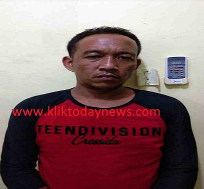 Masran alias Sumpil (41) , Residivis dan DPO Kasus Sabu