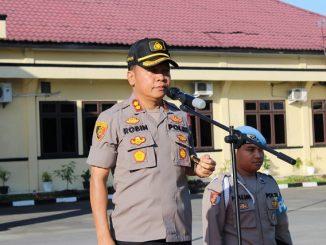 Kapolres Serdang Bedagai AKBP Robin Simatupang, S.H,M.Hum