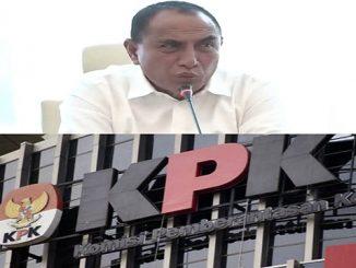 KPK Terima Laporan Dugaan Korupsi Gubsu Edy Edy Rahmayadi