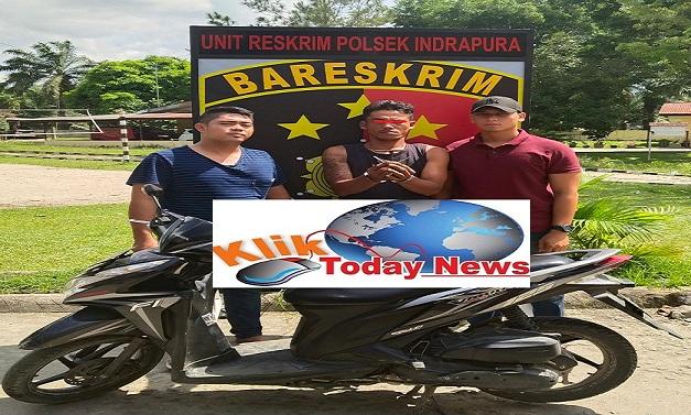 Bambang Irawan (36) alias Bembeng Ditangkap Tim Buser Polsek Indrapura