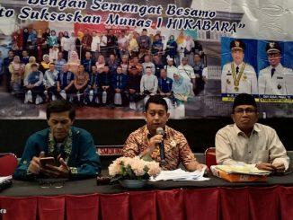 H. Elfi Harus, SH, M.Hum Terpilih Secara Aklamasi Sebagai Ketua Umum HIKABARA Periode 2020-2024