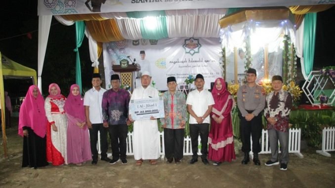 Musabaqoh Tilawatil Quran (MTQ) ke-52 Tingkat Kecamatan Siantar Timur yang berlangsung mulai Sabtu (15/2/2020) di halaman Mesjid Al-Jihad, jalan Tongkol Kelurahan Pardomuan, resmi ditutup Minggu (16/2/2020) malam.