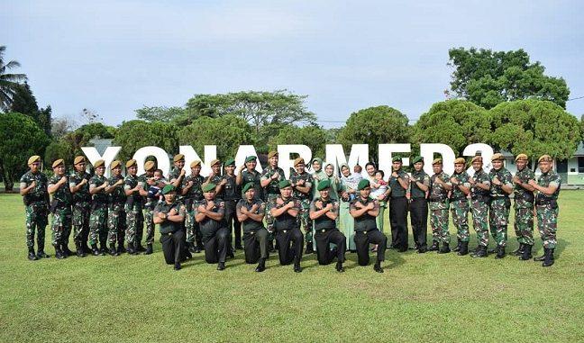 Rabu 26 Februari 2020 Yonarmed 2 kembali melepas prajurit terbaiknya untuk bertugas di satuan yang baru.