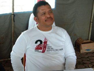 Ketua Gugus Tugas dr. Pontas Batubara