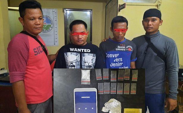 Sat Res Narkoba Polres Tanjung Balai telah mengamankan 2 tersangka pengedar Narkotika jenis shabu.