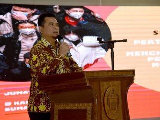Kepala Dinas Kesehatan Pemprov Sumut Alwi Mujahit,