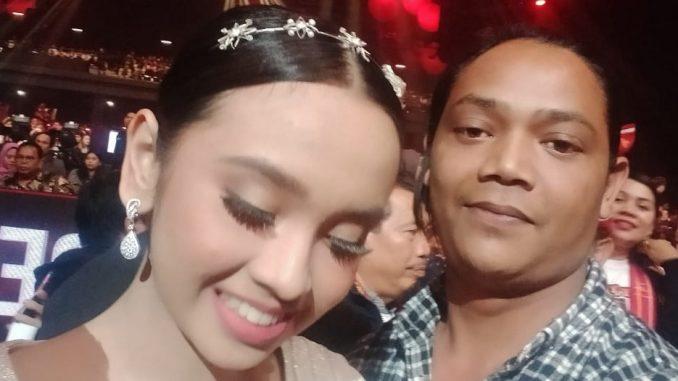Lyodra Ginting (17) sang juara pertama Indonesia Idol 2020