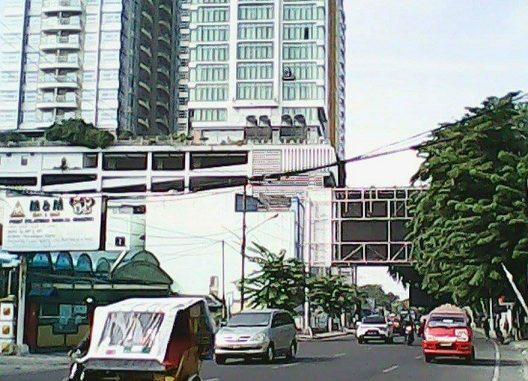 Ilustrasi Ruas Jalan Kota Medan