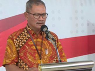 Jubir Pemerintah untuk Covid-19 dr. Achmad Yurianto