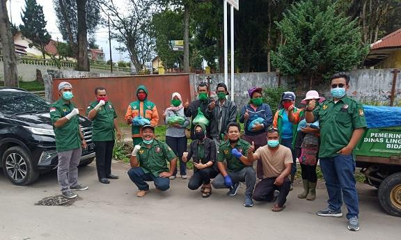 Garda Bela Negara Nasional (GBNN) Kabupaten Karo
