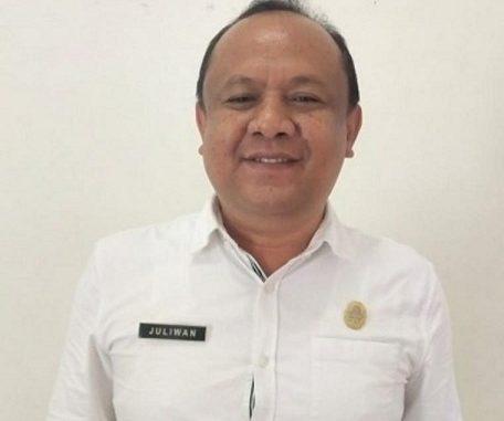 Kadis Kesehatan Kabupaten Toba dr.Juliwan Hutapea