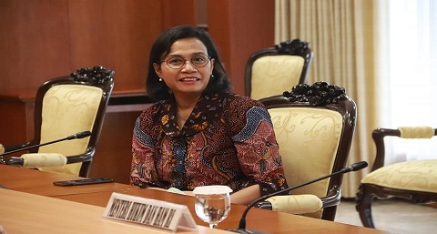 Menteri Keuangan (Menkeu), Sri Mulyani