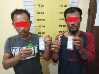 Faisal alias Ucok (40) dan Abdul Rahim alias Rahim(40)