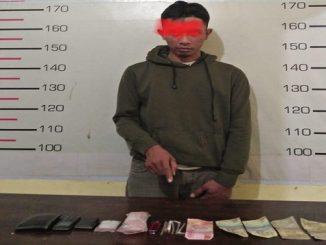 MAR (30) Ditangkap Satres Narkoba Polres Simalungun