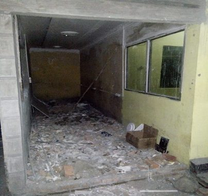 Bangunan Yang Berdiri Dilingkungan PDPHJ Diduga Tak Memiliki Izin