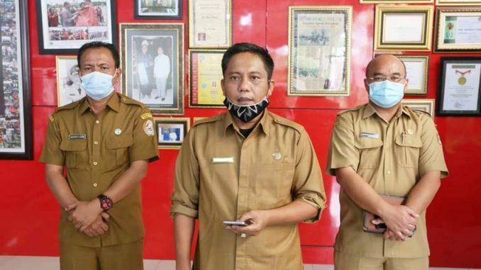 Juru Bicara Gugus Tugas Covid -19 Tapanuli Utara, Indra Simaremare