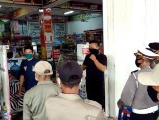 Aparat Gabungan dari TNI, Polri, Dinas Perhubungan dan Sat Pol-PP Kabupaten Lombok Tengah, Kamis (21/5) menggelar patroli bersama
