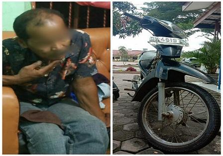 SR dan Sepeda Motornya