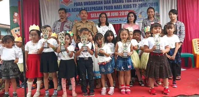 PAUD NAEL KIDS Jln DI Panjaitan no 09 PematangSiantar