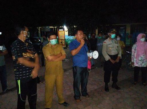 Akibat 1 Warganya Positif Covid-19, Dusun Sidodadi Kecamatan Tanah Jawa Di Lockdown